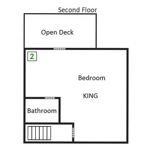 As Good As it Gets - Second Floor
