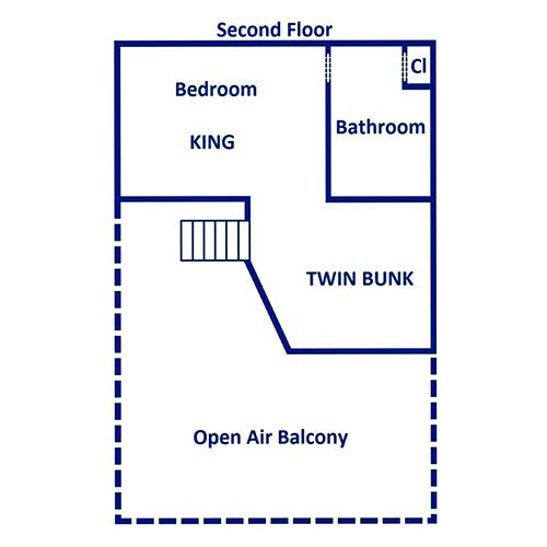 Bear View - Second Floor