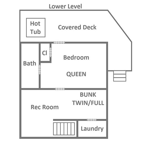 Beary Cozy - Lower Level