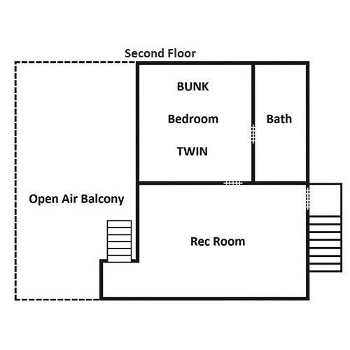 Big Bear Plunge - Second Floor