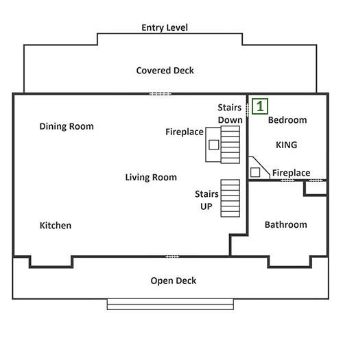 Big Bear Views Lodge - Entry Level