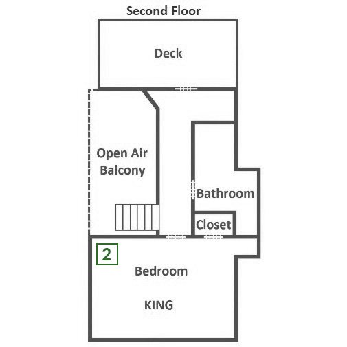 Bonnie and Clyde - Second Floor