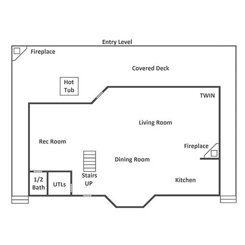 Brother's Deja View - Entry Floor