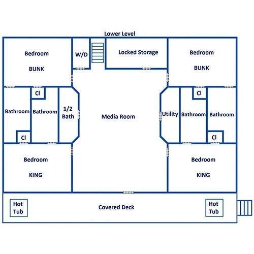 Buckskin Lodge - Lower