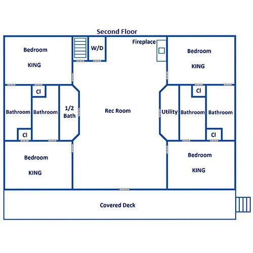 Buckskin Lodge - Second