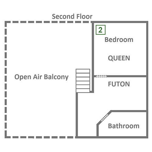 Close Beside Me - Second Floor