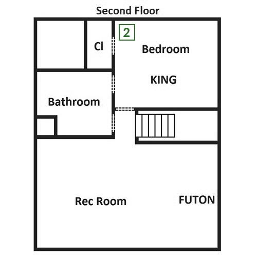 Come Back Inn - Second Floor