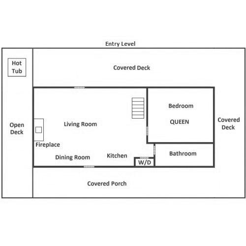 Cozy Cabin - Entry Level