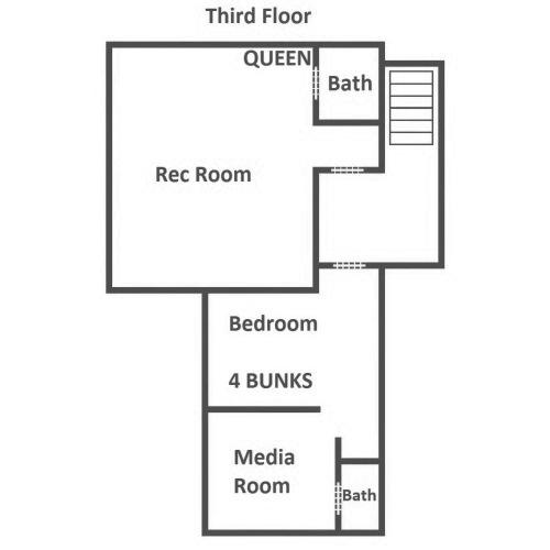Crestview Lodge - Third Floor