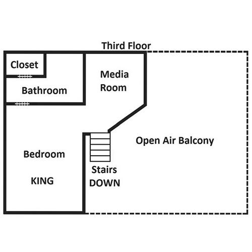 Eagle View - Third Floor