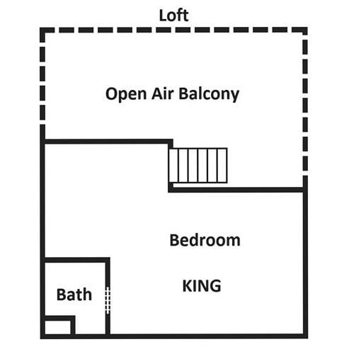 Gatlinburg Secret Splash - Loft