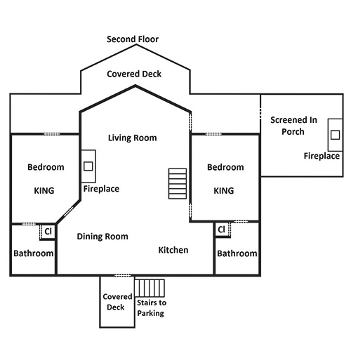 Holiday Springs - Second Floor