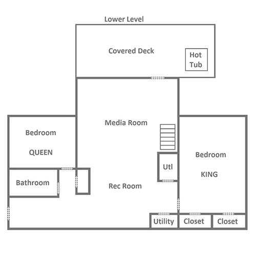 Homestead Hideaway - Lower Level