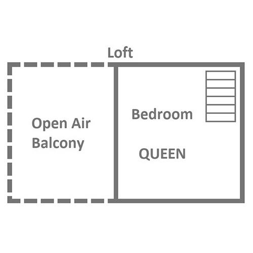 Keaton's Knotty Hideaway - Loft