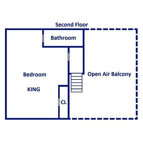 Knockin on Heaven's Door - Second Floor