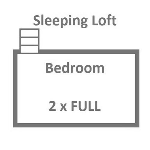 Legacy View - Sleeping Loft