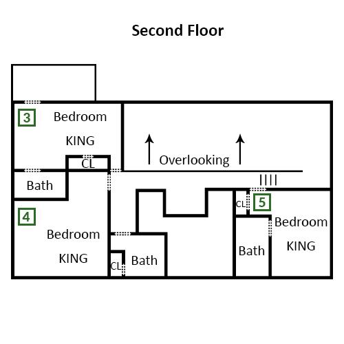 Life is Good - Second Floor