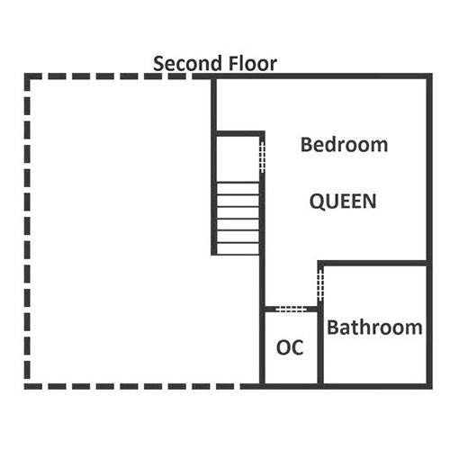 Little Bear Lodge - Second Floor