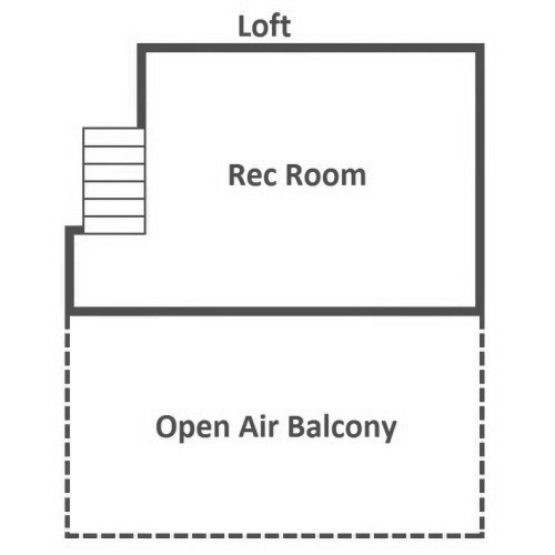Mountain Breeze - Loft