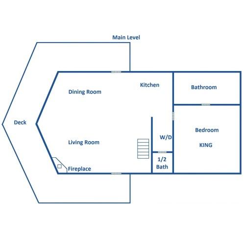 Paul Bunyan's Treehouse - Entry Level