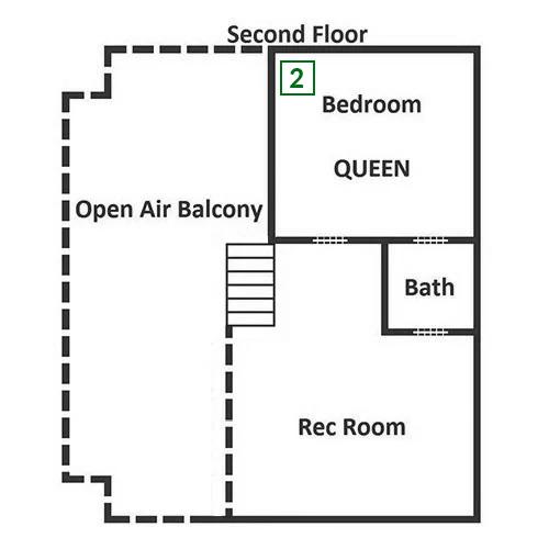 Peanut's Paradise - Second Floor