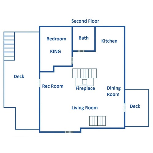 Powdermill Lodge - Second Level