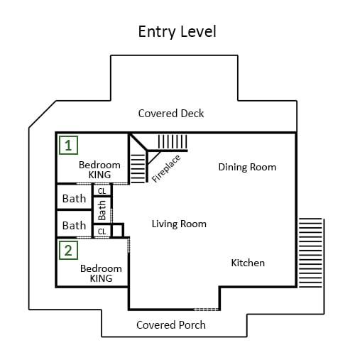 Scenic Solitude Retreat - Entry Level