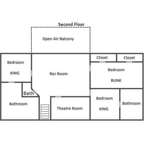 Sierra Springs - Second Floor