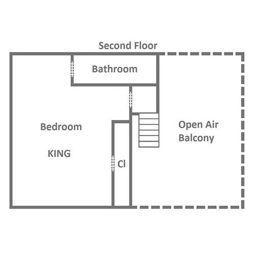 Sleepy Hollow - Second Floor