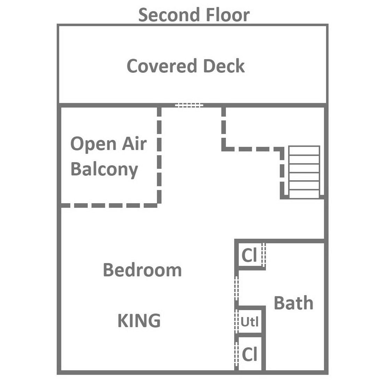 Smokies Hideaway - Second Floor