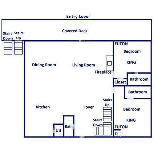Smoky Mountain Manor - Entry Level