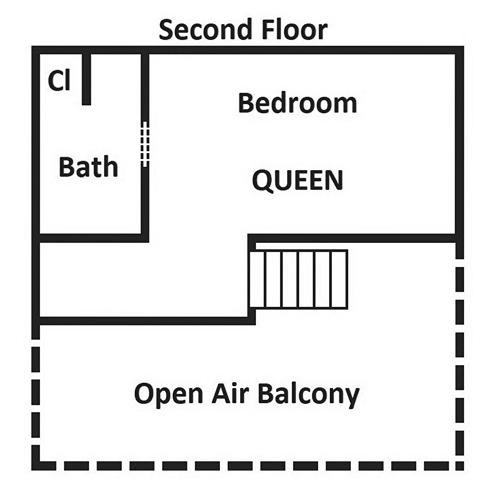 Smoky Mountain Retreat - Second Floor