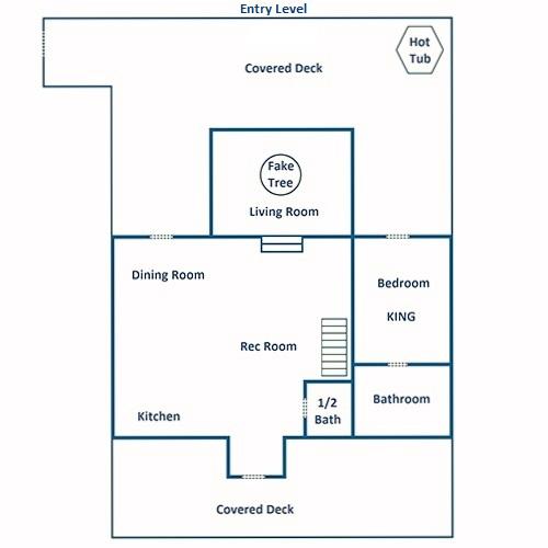 Splashin Treehouse - Entry Level