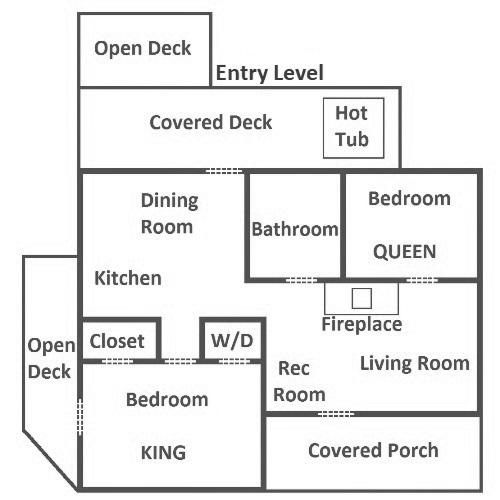 Stonecreek Cottage - Entry Level