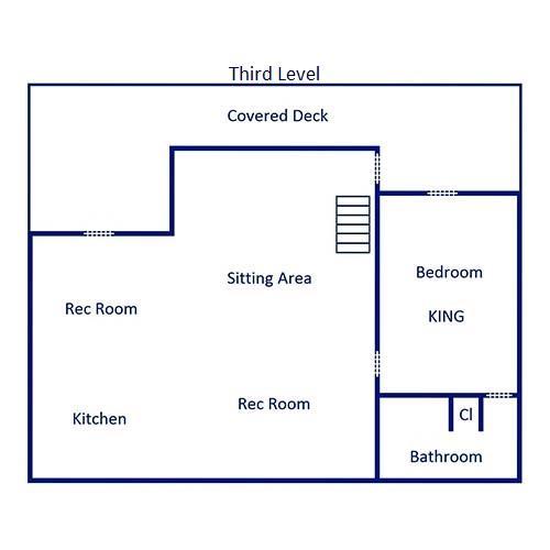 Summit View Lodge - Third Floor
