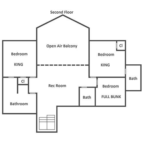 The Appalachian - Second Floor