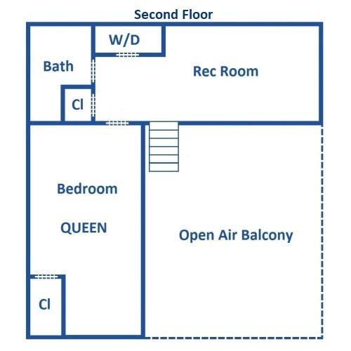 The Looney Bin - Second Floor