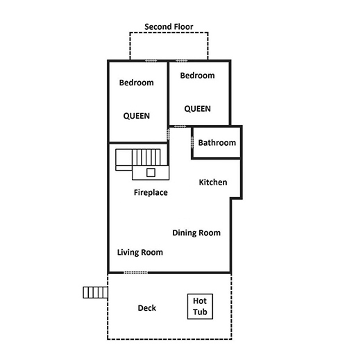 The SwimInn Place - Second Floor