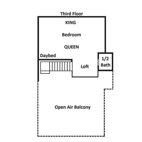 The SwimInn Place - Third Floor