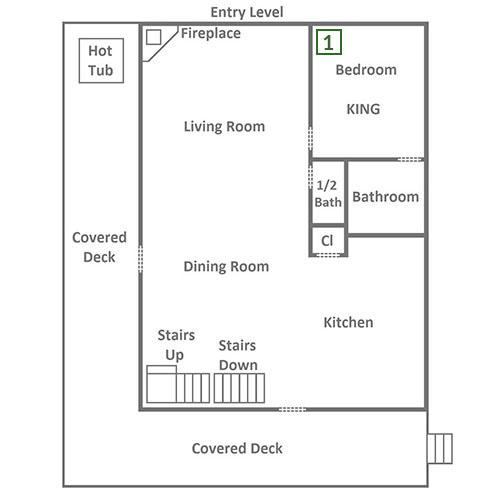 Wild Bear Lodge - Entry Level