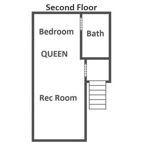Wild Rose - Second Floor