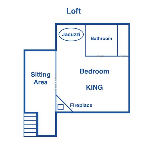 Wild Turkey Lodge - Loft