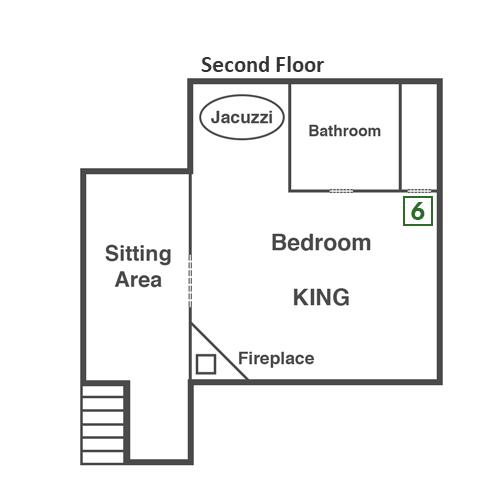 Wild Turkey Lodge - Second Floor