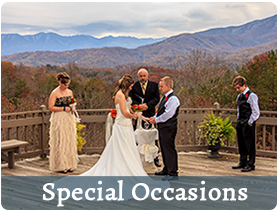 Gatlinburg Special Occasions
