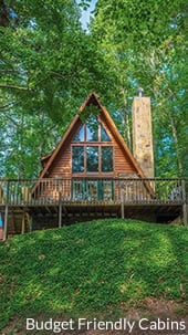 Gatlinburg Cabins Pigeon Forge Cabins Rentals In Tn