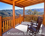 Cabins with Mountain Views in Gatlinburg