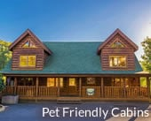 Pet Friendly Gatlinburg Cabins