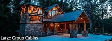 Large Group Cabin Rentals in Gatlinburg Smoky Mountains