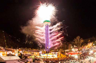 New Year's Eve Ball Drop & Fireworks Show