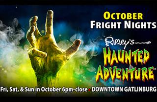 Ripley's Fright Nights
